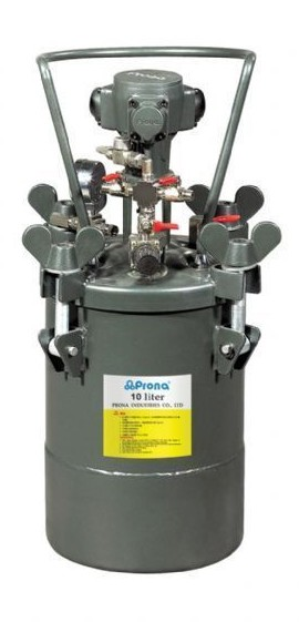 10L自动搅拌压力桶
