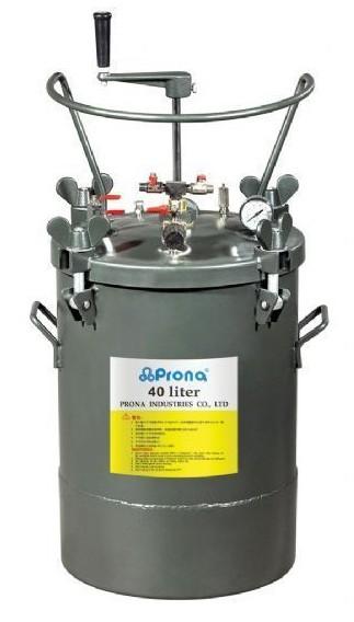 40L手动搅拌压力桶
