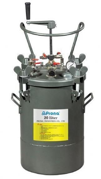 20L手动搅拌压力桶